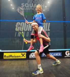 Styrian Squash Open und Grazer Youngsters Tournament 2019