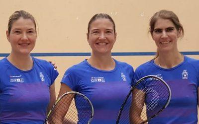 European Masters Individual Squash Championships 2019 in Wien